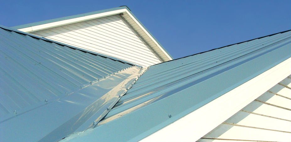 blue metal roof by ecohome expert inc slideshow
