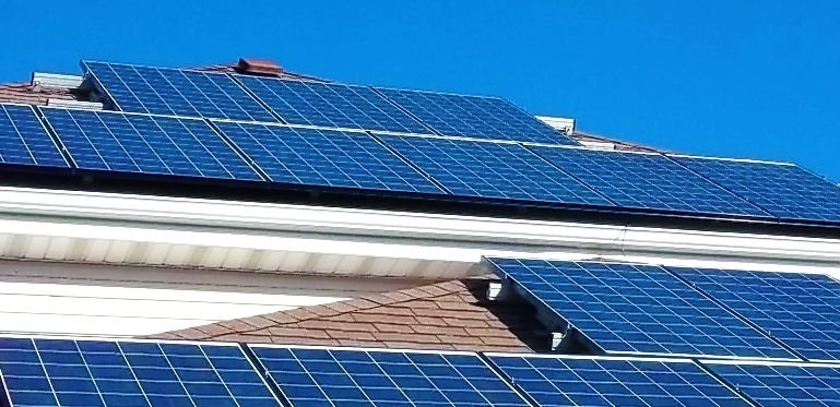 raleigh solar install slideshow