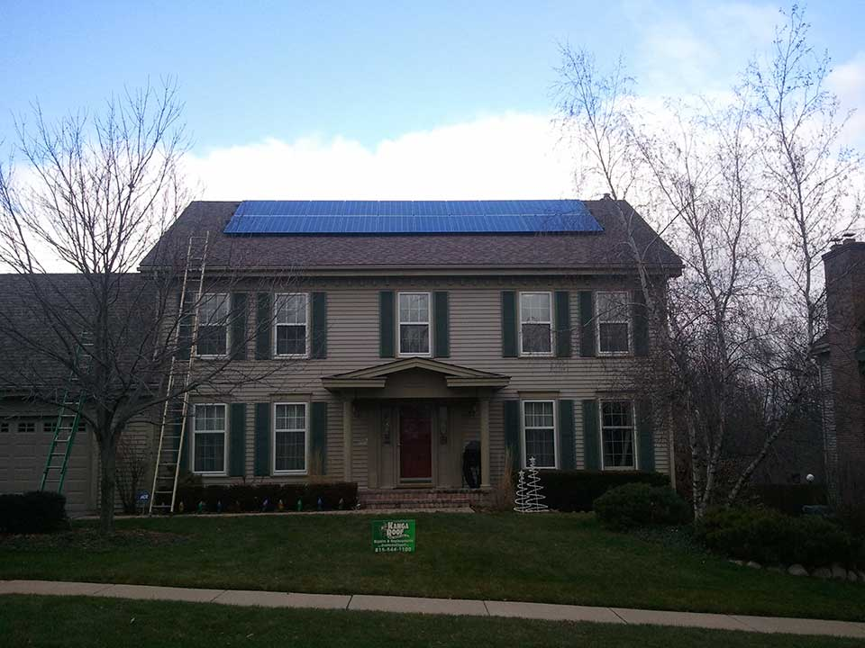 Rockford, IL - 20 Solar Panels